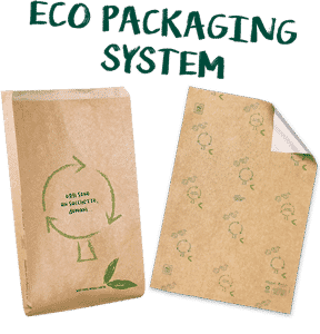 eco packaging system